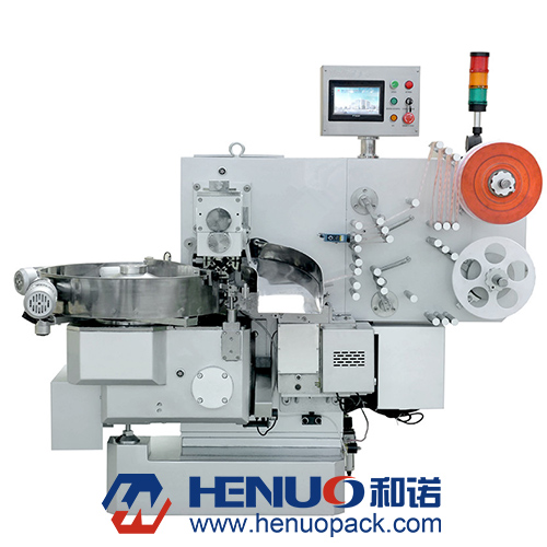 Automatic Double Twist Candy Packing Machine, Double Twist